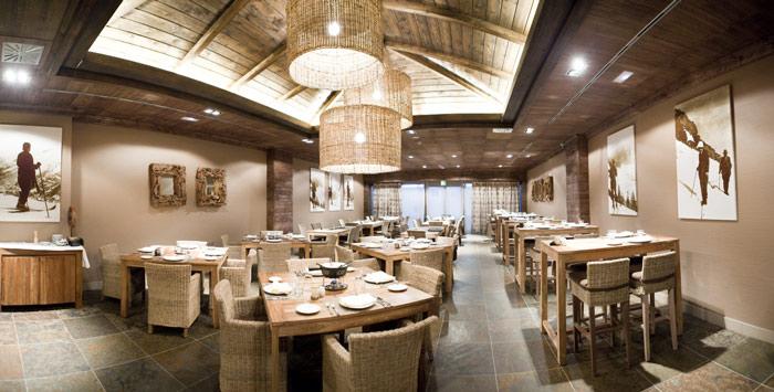 Restaurante Val de Neu