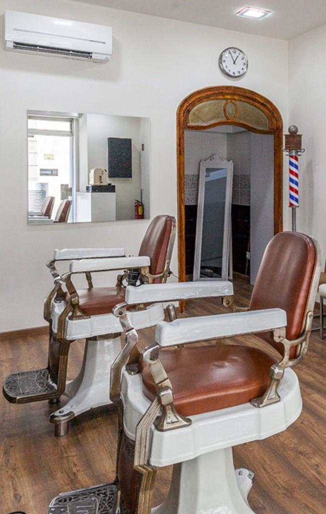 Barbería de Vicenç Moretó