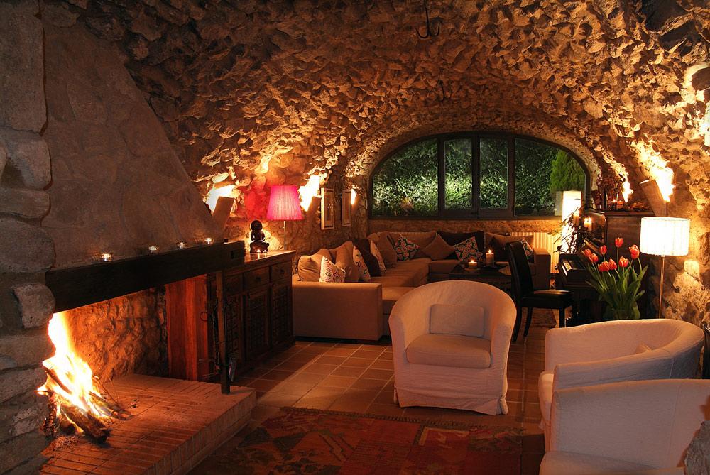 El Racó de Madremanya, Girona (interior)