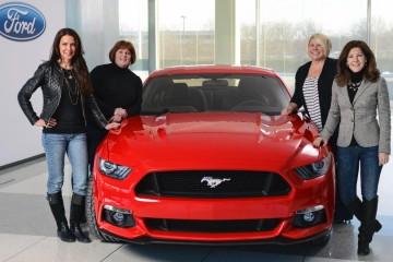 Mustang Women Team