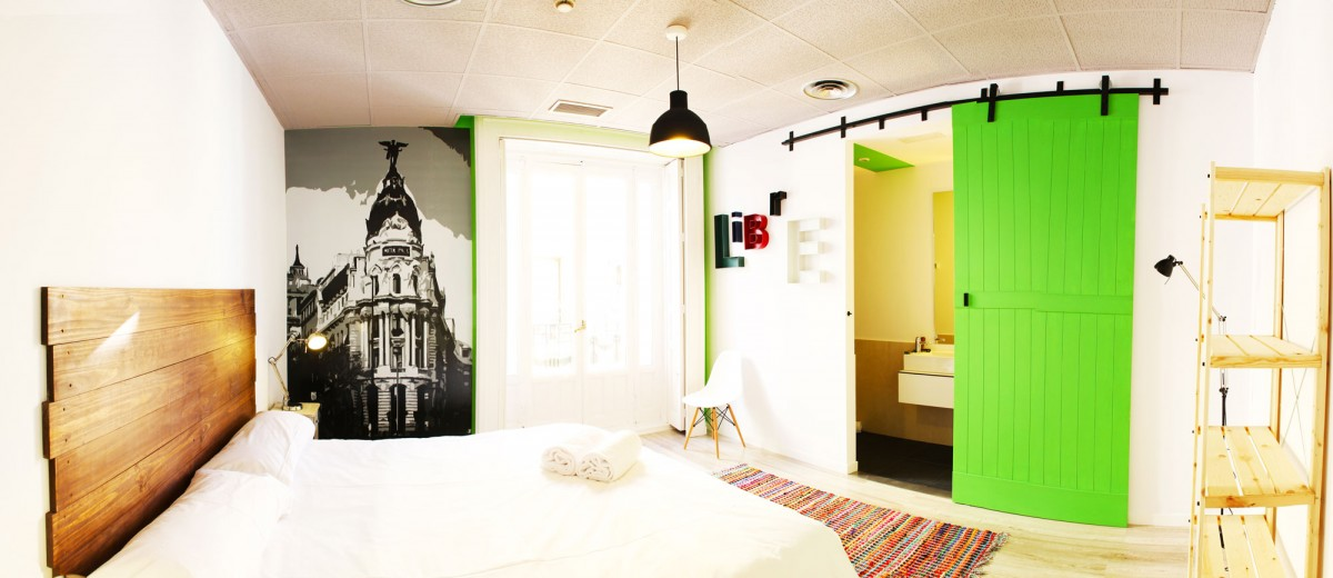 U Hostel, Madrid