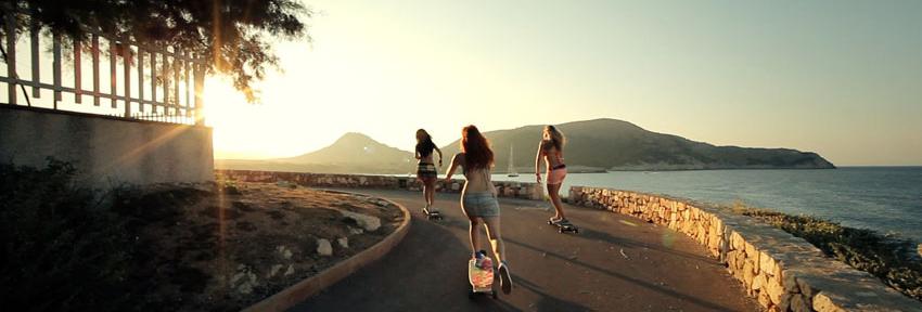 women skate