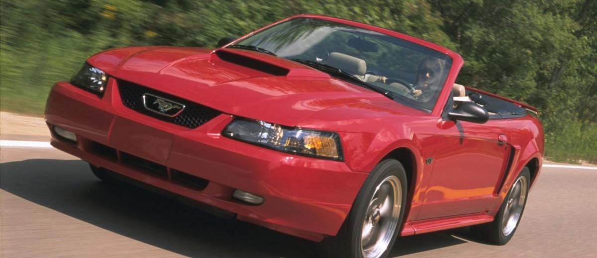 Ford Mustang GT de 2001