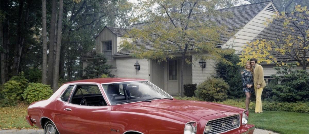 Ford Mustang II de 1974