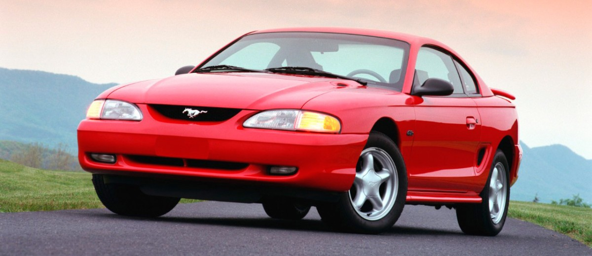 Ford Mustang GT Coupe de 1996