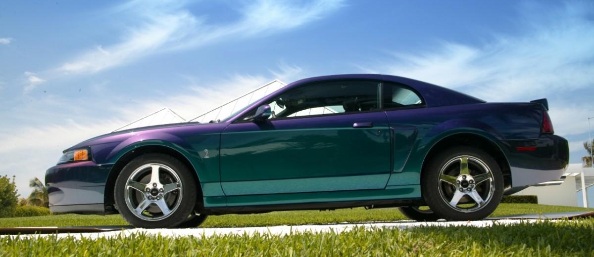 Ford Mustang Cobra de 2004