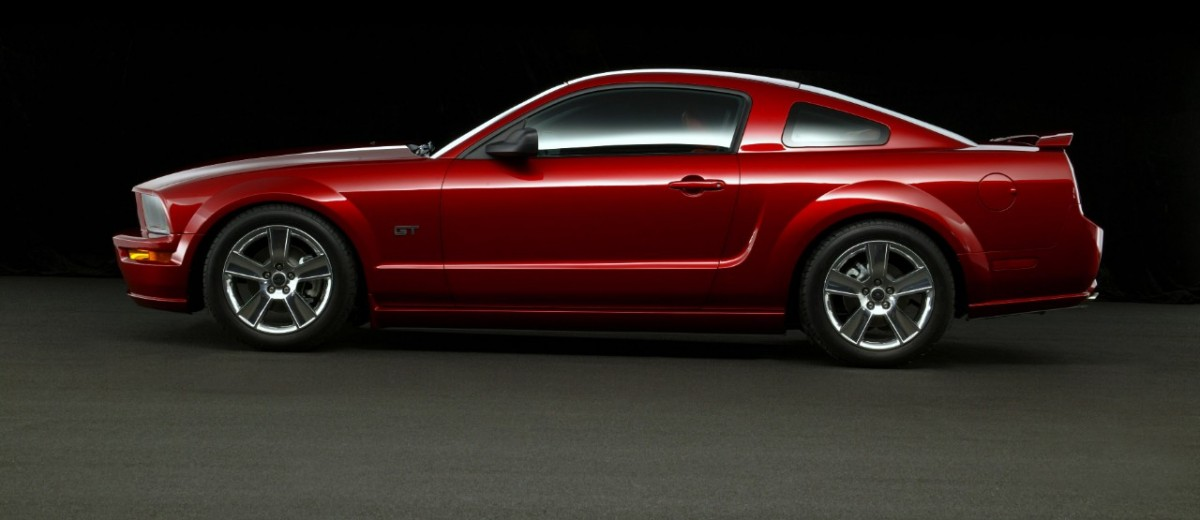 Ford Mustang Coupe de 2005