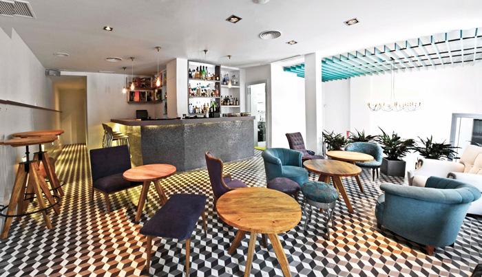 Foto del bar Mezcal. Cortesía del restaurante.