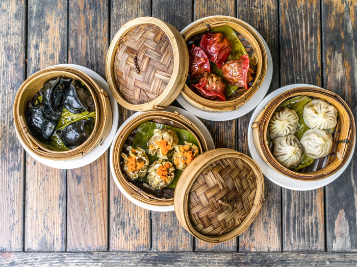 Imagen de platos propuestos en Foodora