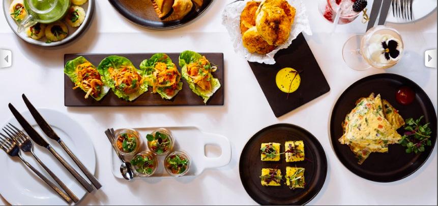 Fotos platos Benarés. Cortesía del restaurante.