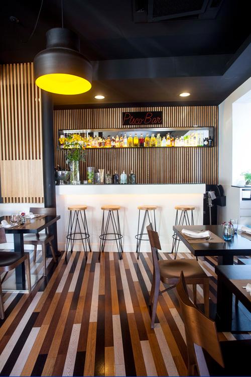 Foto de Tiradito, cortesía del restaurante.