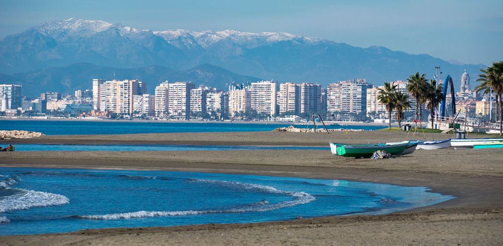 Vista de Málaga (iStock)