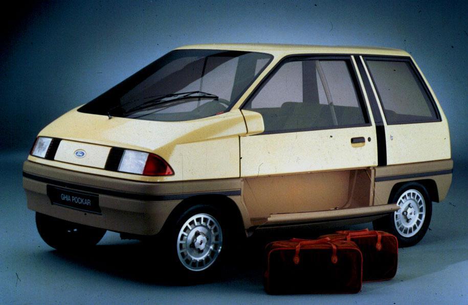 Ford Fiesta Pockar Ghia de 1980