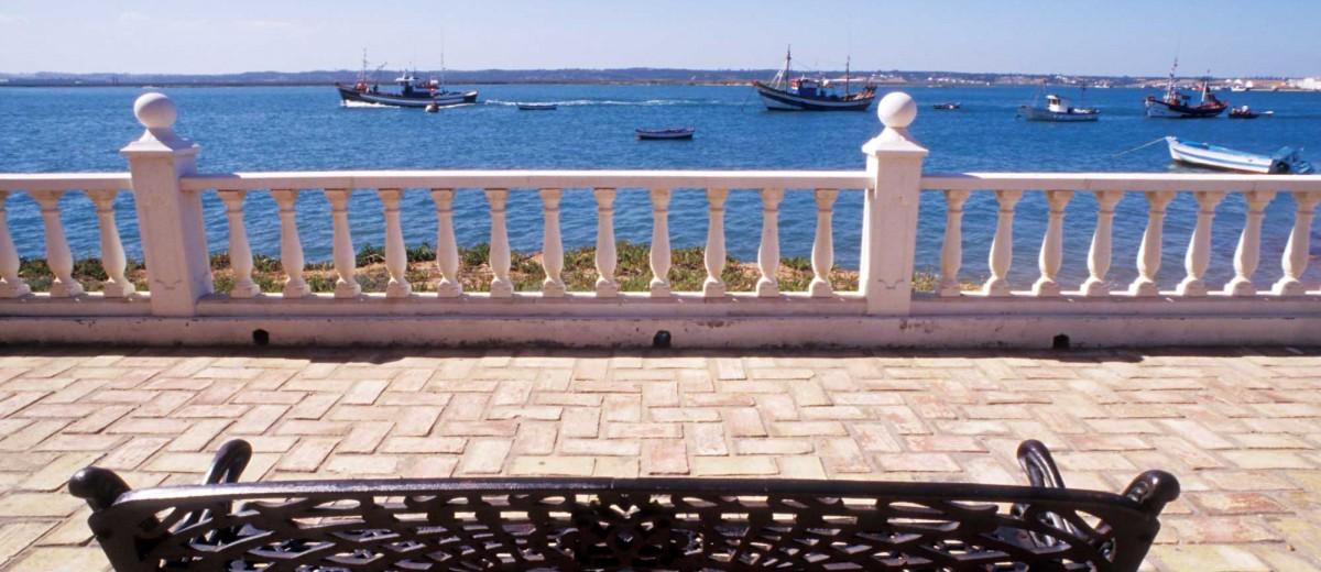 Paseo marítimo de Isla Cristina, Huelva
