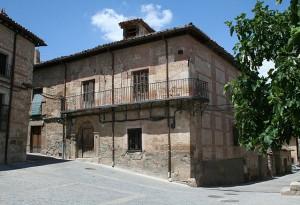 Plaza de la Montera, Villa de Torrelaguna (foto kronostorre)