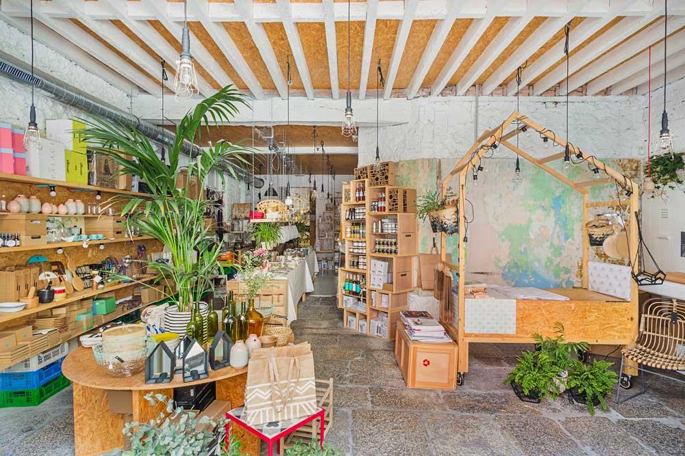 Interior de Doméstico