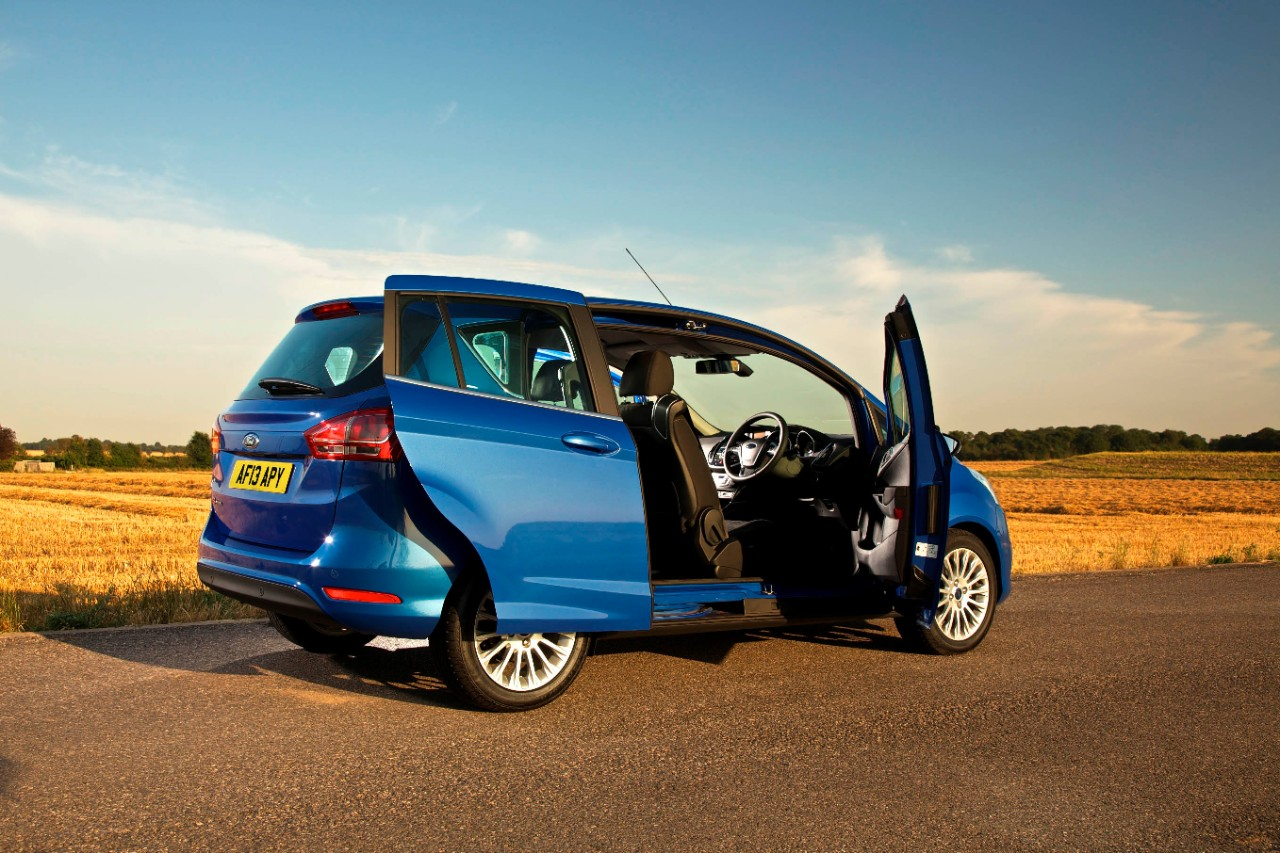 Ford B_MAX leadership