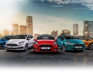 La production de la toute nouvelle Ford Fiesta vient de débuter à Cologne, en Allemagne.