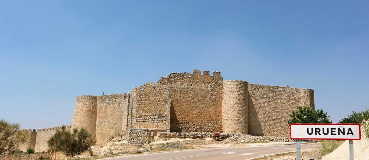 Castillo y muralla de Urueña. Fotografía de Clemente Corona