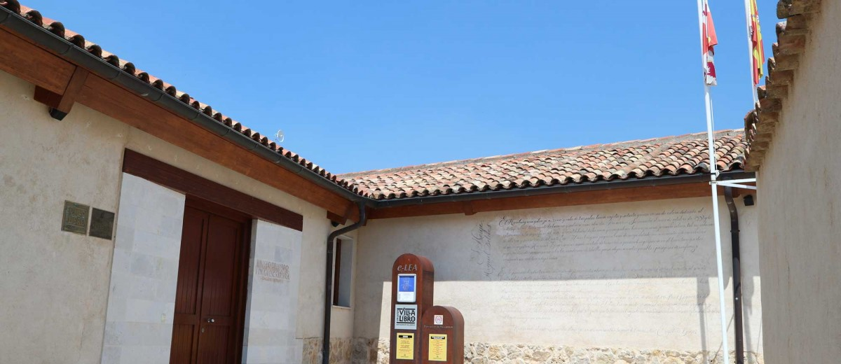 Centro e-LEA. Fotografía de Clemente Corona