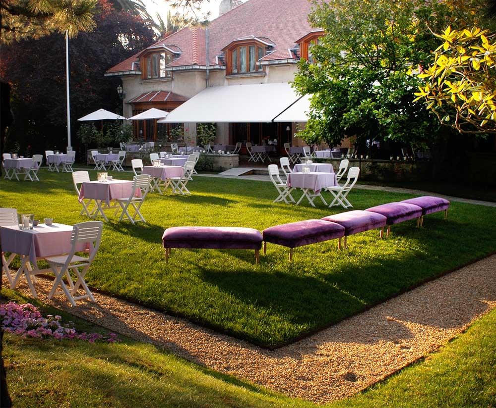 Jardín en Deluz