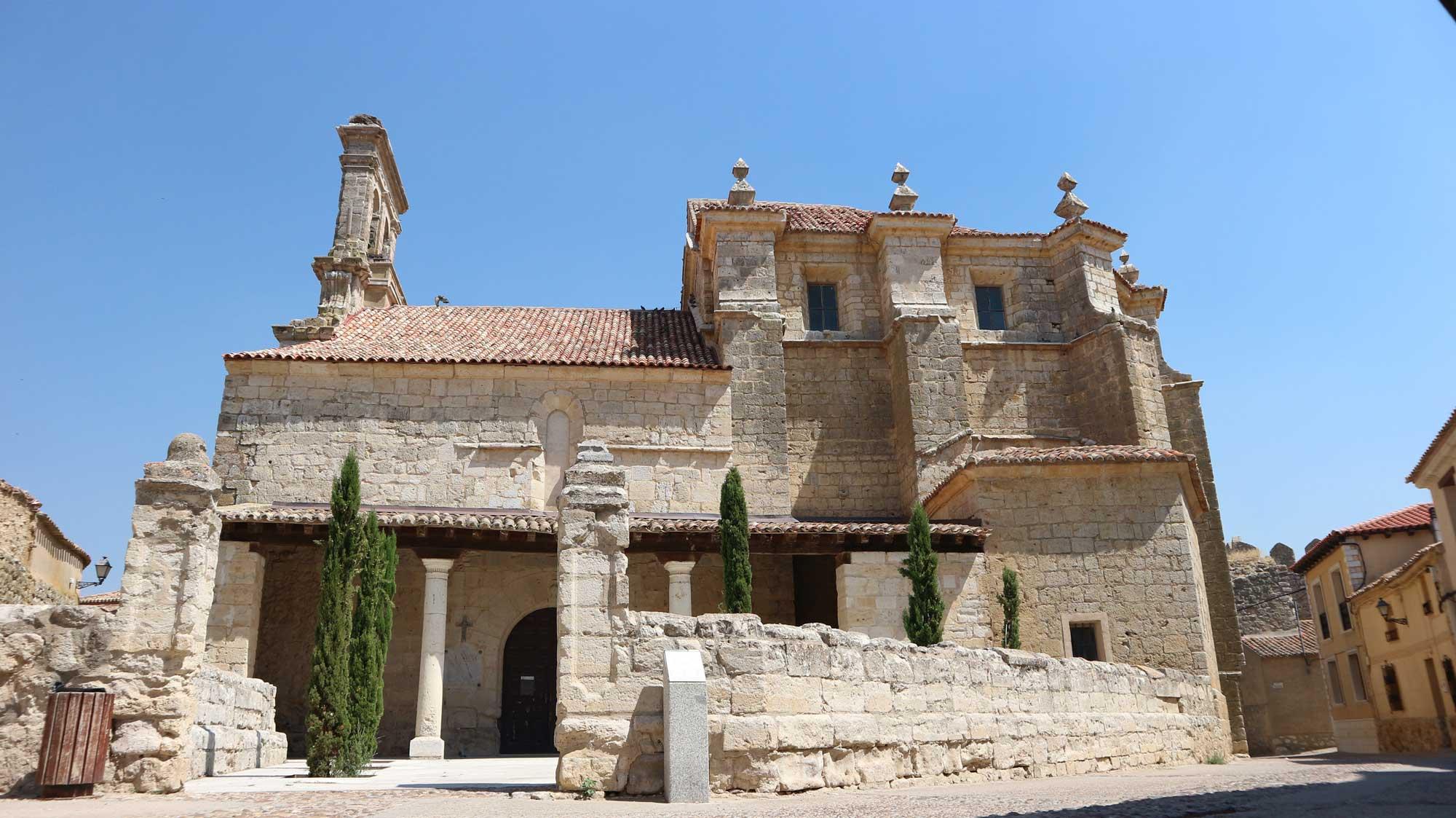 Iglesia del Azogue. Fotografía de Clemente Corona
