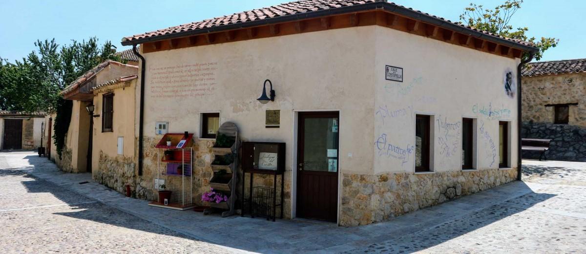 La Boutique del Cuento. Fotografía de Clemente Corona