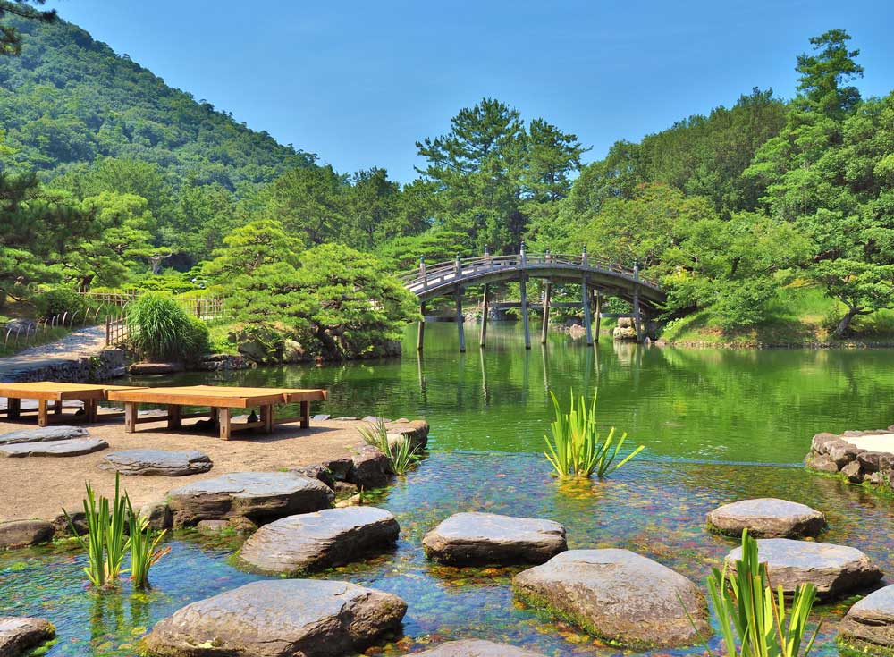Kagawa. ©MrNovel, iStock