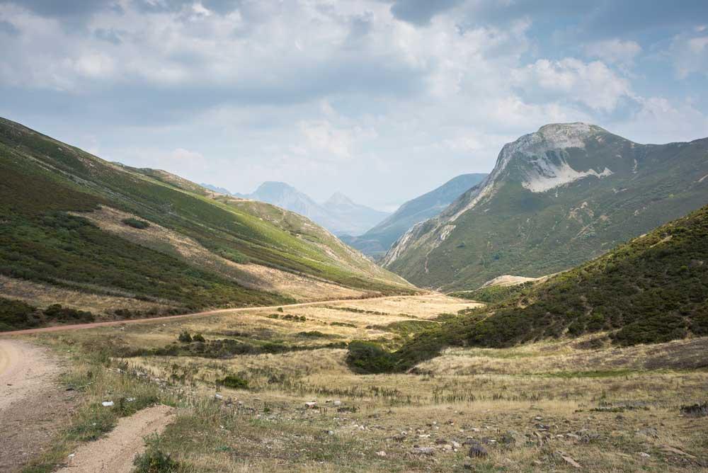 Vista de la comarca de Babia. ©IHervas, istock