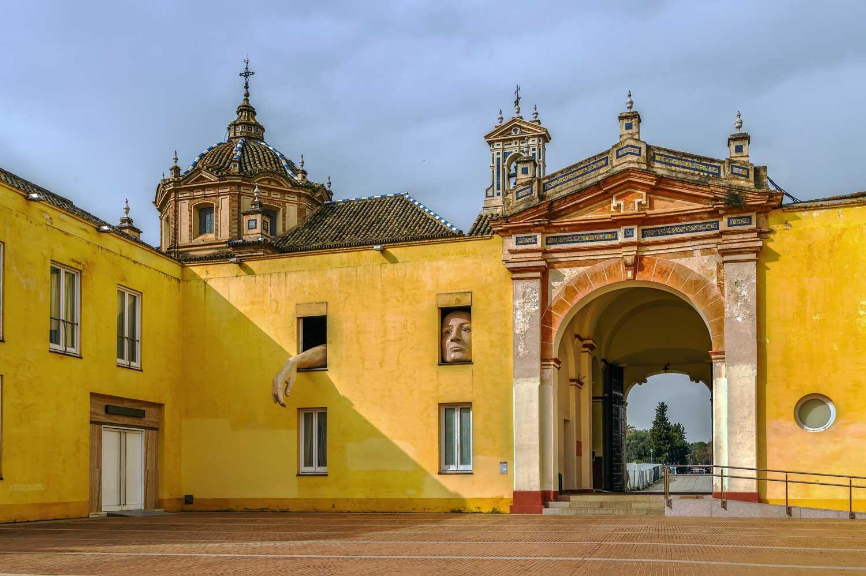 Monasterio de la Cartuja. Foto de Borisb17, istock