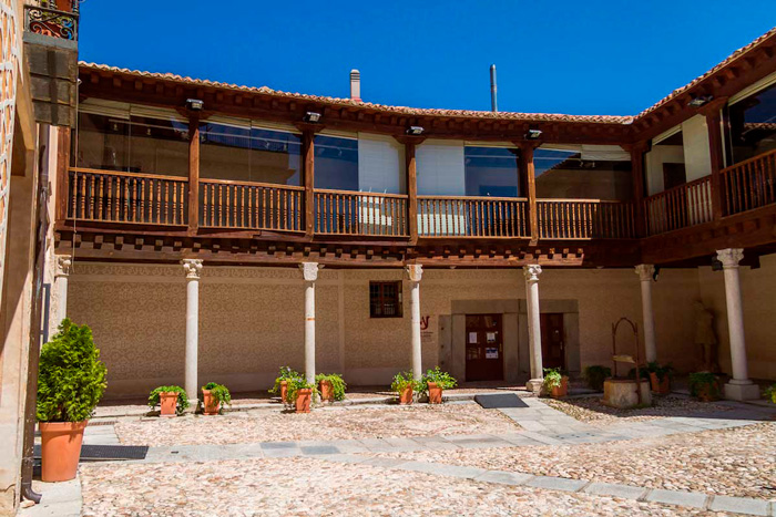 Centro didáctico de la judería de Segovia ©foto red de juderías