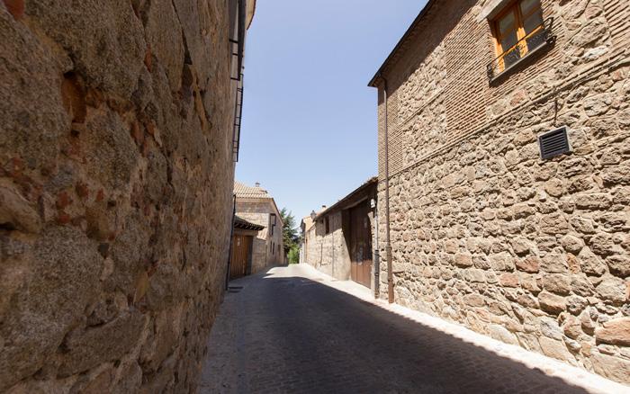 Judería de Ávila ©foto red de juderías