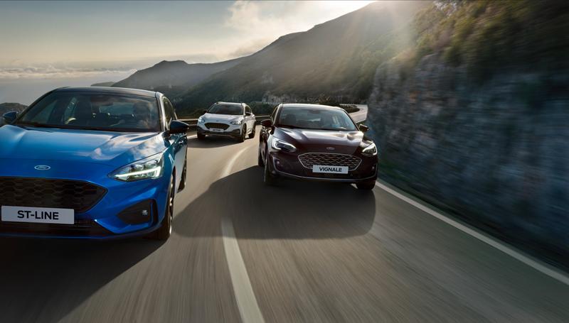 Gama Ford Focus 2018