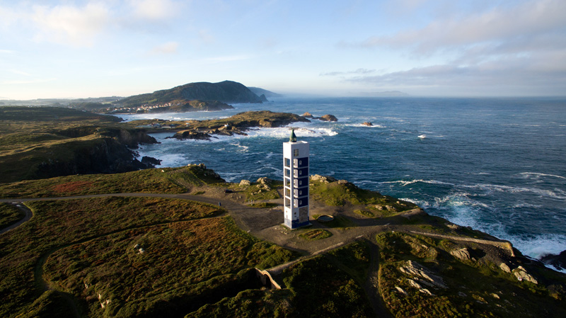 Faro Frouxeira, Ferrol ©iStock