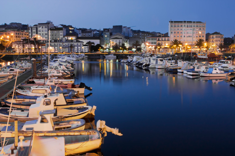 Puerto de Ferrol ©iStock