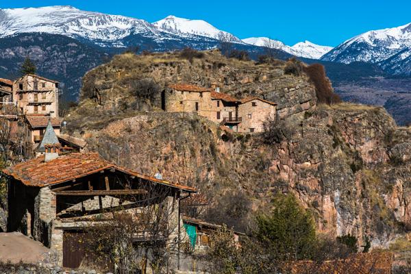 El Querforadat, en la comarca de l'Alt Urgell ©josanmv, iStock