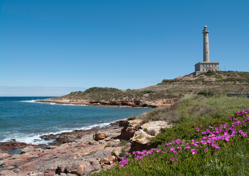 Faro del Cabo de Palos ©GavinD, iStock