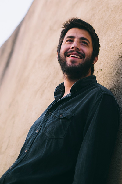 Salvador Sobral. Fotografía propiedad de ©Tomás Monteiro